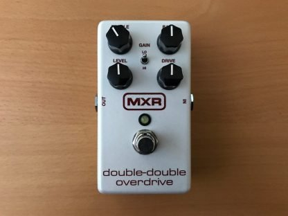 MXR Double Double Overdrive