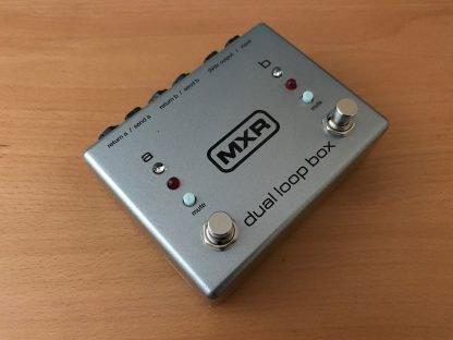 MXR Dual Loop Box